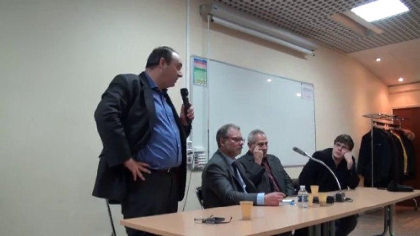 Olivier Delamarche, Philippe Béchade et Norman Palma Perspectives économiques 2014 Partie 1