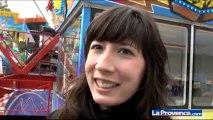 Fête foraine à Aix :  embarquez dans les (pires) manèges