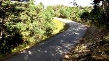 Hautes-Alpes : Ogier en essai avec la Polo R WRC