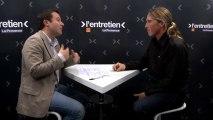 Entretien avec Alexandre Caizergues; kite-surfeur roi de la vitesse