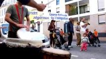 Marseille : la course à l'intégration; handicapés et valides main dans la main