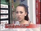 SALUDOS PARA LAS FIESTAS DE FIN DE AÑO-TV DOS SALTA
