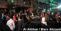 Bombing In Beirut As Syrian War Sparks Lebanese Conflict
