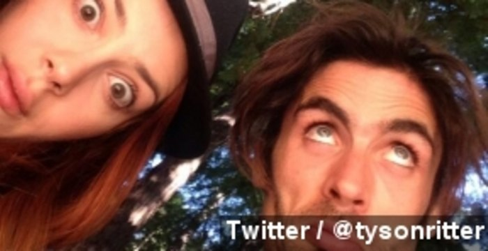 All-American Rejects' Tyson Ritter Gets Married
