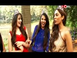 Sobhita Dhulipala gives styling tips to Miss India contestants