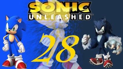 Let´s play Sonic Unleashed part 28# Der eisige Tempel