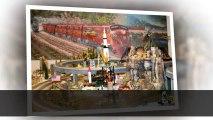 Custom Train Layouts & Railroads - O & HO Scale Model