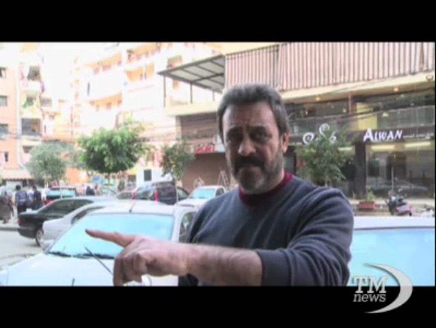 Escalation di violenze in Libano: si estende il conflitto siriano. L'ultimo attentato nel quart