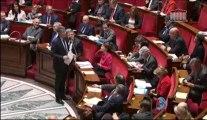 [ARCHIVE] Réforme des rythmes scolaires : réponse de Vincent Peillon au député Arnaud Robinet lors des questions au Gouvernement à l'Assemblée nationale, le 19 novembre 2013