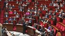 [ARCHIVE] Réforme des rythmes scolaires : réponse de Vincent Peillon au député Marc-Philippe Daubresse lors des questions au Gouvernement à l'Assemblée nationale, le 20 novembre 2013