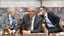 [ARCHIVE] Rythmes scolaires : réponse de Vincent Peillon au député Patrick Hetzel lors des questions au Gouvernement à l'Assemblée nationale, le 4 décembre 2013