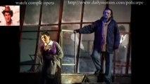 La Boheme  Duet  Mimi! -Speravo di trovarvi qui! - Marcello : Gökhan Koç & Mimi : Ayşe Tek Yenal