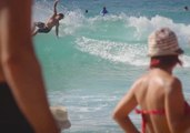 Gordon Fontaine in Coastal Cruise - French surf by Loar
