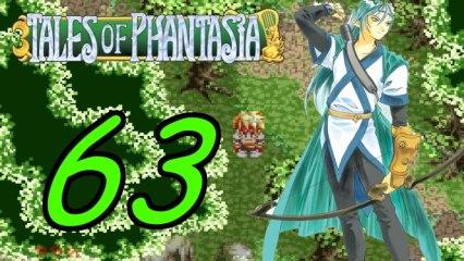 Let´s play Tales of Phantasia [Blind] part 63# Ymir-Wald und Brambert