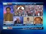NBC On Air EP 175 (Complete) 3 Jan 2013-Topic-Altaf Hussain speech ,Altaf demands, Bilawal Bhutto tweet. Guest-Nazeer naji,Saleem Bukhari, Salahuddin, Haider Abbas, Naeem ul Haq, Tariq Fazal.