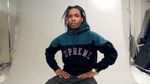 Teen Vogue Behind the Scenes - A$AP Rocky's Teen Vogue Photo Shoot