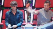 Georgiefa - Halo The Voice Kids Holland 2014  The Blind Auditions