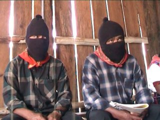 Zapatistas interview 2004 (wideangle)