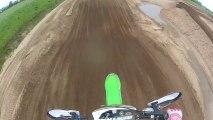 Fat Cat Race Track - GO Pro Dirt Bike Action
