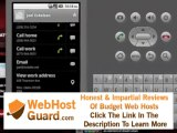 Android Email Setup with Kerio Mail Hosting