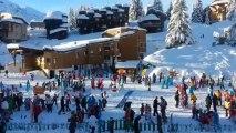 Avoriaz 1800 : Ski Holidays ●  Postcard  ●  Videocard