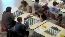 Le roi est mort, vive le roi ! St-Georges capitale des échecs jeunes en Bourgogne