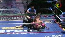 Fuego, Guerrero Maya Jr., Stuka Jr. vs Boby Zavala, Shigeo Okumura, Virus