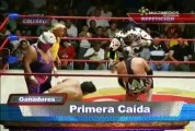 LA Park & Villano IV vs. Dr. Wagner Jr. & Angel Blanco Jr. (6/2/13)