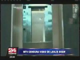 Cadena MTV censura escenas del videoclip 'Ven' de Leslie Shaw