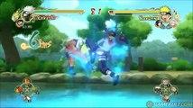 Naruto Ultimate Ninja Storm - Renard chenapan