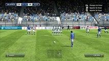 FIFA 13 - Tir précis sur coup franc - Soluces