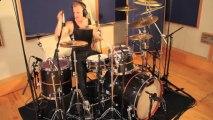 "Slipknot ""Before I Forget"" Drum Cover by Tobias Mertens"