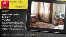 A vendre - appartement - PAU (64000) - 5 pièces - 149m²