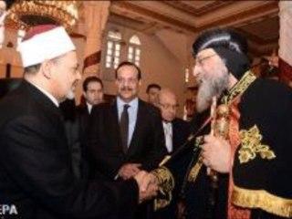 Interview Mgr Yohanna Golta : Les Coptes célèbrent Noël