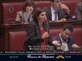 12/11/2013 Laura Castelli (M5S) -TAV- In piemonte nessuno vuole la TAV - MoVimento 5 Stelle
