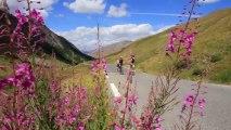 Slow tourisme sur les pentes des grands cols du Queyras