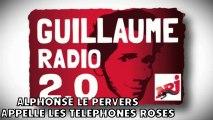 Alphonse le pervers  appelle les téléphones roses fou rire sur NRJ !!!