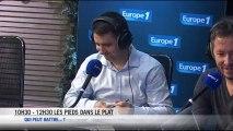 Qui peut battre Laurent Guimier : Julien ?