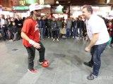 Séan Garnier Freestyle Football Skills London