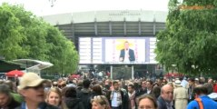 Orange et la fédération française de tennis à Roland Garros