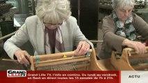 La Région des Musées : L'écomusée textile de Fourmies / Les ateliers
