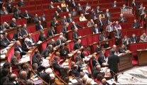 [ARCHIVE] Calendrier scolaire : réponse de Vincent Peillon au député Hervé Gaymard lors des questions au Gouvernement à l'Assemblée nationale, le 18 décembre 2013