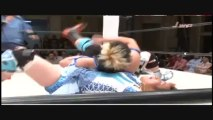 JWP Tag Team Title & Daily Sports Women's Tag Team TitleMatch