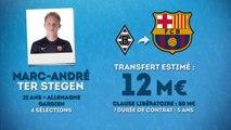 Officiel : le Barça signe Marc-André ter Stegen !