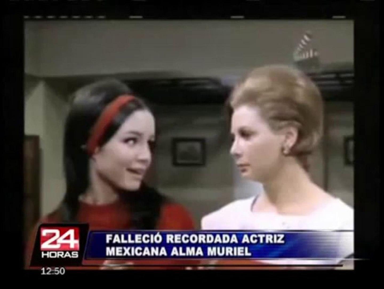Alma Muriel Fotos alma muriel: reconocida actriz mexicana murió a los 62 años