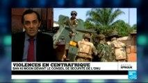 Le journal de l'Afrique - Les civils tchadiens victimes des milices en Centrafrique