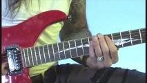 How to Write Riffs- Guitar Lesson on Rock Riffs%2C Metal Riffs and how to write your own