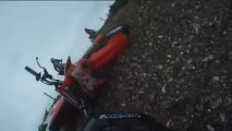 Dirt Bike Racing Crash 2012
