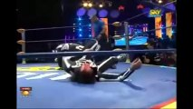 LA Park vs. La Parka - AAA TripleMania XVIII 2010