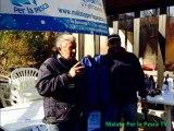 Gara di pesca a Coppie Lago Teneri 15-12-2013 Malato per la Pesca